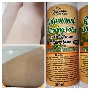 e13b9db16504 Glutamansi Whitening Lotion Collagen Baking Soda